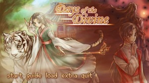 Days of the Divine screenshot