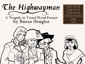 The Highwayman screenshot